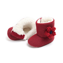 fur baby booties Coupons - winter baby boys girls shoes russia winter infants warm shoes Faux fur girls baby booties boy snow boots