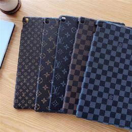 2019 11 таблеток Дизайнер iPad Case монограмма печати кожаные чехлы для планшетных ПК для Apple iPad Pro 12.9