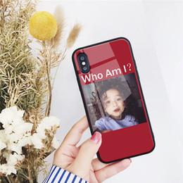 2019 couverture de cellule mignon Cas de téléphones portables ins Hot Shell téléphone mignon pour iphone XS Max XR cas de téléphone portable pour iphone 6s 7 8 Couverture de téléphone portable couverture de cellule mignon pas cher