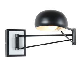 Applique de travail nordique minimaliste moderne salon étude de chambre à coucher travail apprendre à lire télescopique pliant lampe à bascule ? partir de fabricateur