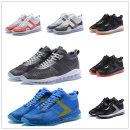 sale retailer edd71 65a5e Ohne Box Neueste Das Symbol x John Elliot QS Designer-Schuhe  Herrenmode-Outdoor-Sportschuhe mit gestreiften Details