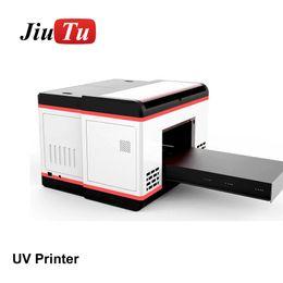 2020 casi di stampa auricolare A3 Stampante Dimensioni UV macchina a getto d'inchiostro Stampanti fai da te stampa per cilindro 3D Rilievo del telefono della cassa del metallo di legno TPU PVC acrilico sconti casi di stampa auricolare