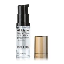 En gros 6 ML Base De Maquillage Primer Super Match Cosmétique Tous Mat Pore Invisible Naturel Bébé Visage Crème Apprêt Lisse Fine Ligne Illuminent Gel ? partir de fabricateur