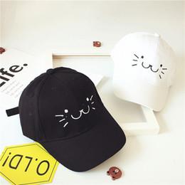 1-4 Year Baseball Hat Peaked Cap Toddler Baby Little Kids Child Girl Boy Warm Cat Design Sunhat Earmuffs Fleece