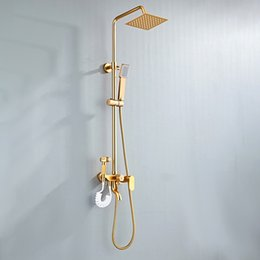 faucets gold shower UK