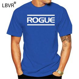 2021 t-shirt rogue  Vintage Camiseta Rogue Fitness International 019747