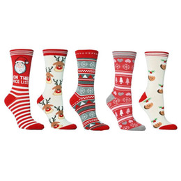 Design rohr socken online-Baumwolle Baumwolle Socken Mitte Schlauch-Socken Cute Designs Bequeme Antiseptische Breathable High-Quality Soft-Sweat-Absorbent