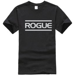 t-shirt rogue  Desconto Vintage T-shirt de Rogue Fitness International