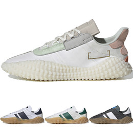 Calçados esportivos exclusivos on-line-Novo País Kamanda Squid rolo Mens Retro Running Shoes Male Sports instrutor Exagerado Único Hedgehog sola Mulheres Sneakers FV3162 G26797