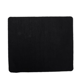 mouse laser ottico Sconti Nero Slim Piazza Mouse Pad Mat Mousepad per PC Optical Laser Mouse trackball Mouse
