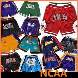 Shorts guerreiros on-line-Chicago Bulls Los Angeles Houston Rockets Apenas Orlando Shorts Magia Toronto Raptors Basketball Ouro 76ers Estado Grizzlies guerreiros DonmenS