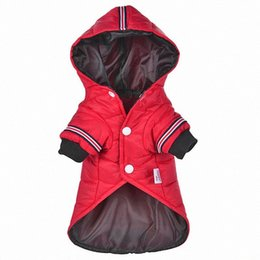 US $4.17 5% OFF French Bulldog Clothes Warm Pet Jacket Winter Dog Pet Clothes Dog Coat Puppy Cothes for Small Dogs Chihuahua Yorkshire Pug Dog Coats &