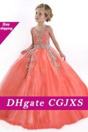Coral Dresses For Flower Girls Online Shopping Buy Coral Dresses For Flower Girls At Dhgate Com
