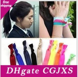 Shop Elastic Hair Tie Wristbands Ponytail Uk Elastic Hair Tie Wristbands Ponytail Free Delivery To Uk Dhgate Uk