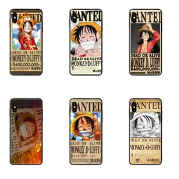 iphone чехол обезьяны Скидка One Piece Обезьяна D Luffy Требуются Плакат для iPhone SE2020 11 12 Plus Pro X XS Max XR 8 7 6S SE 5 5C 5S TPU Soft Phone Cover Case