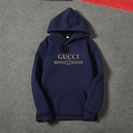 sweat à capuche ovo Promotion 2020Sportwear Manteau Jogger Survêtement Pull en molleton Sweat-shirt ras du cou d'oiseau OVO Drake noir Hip Hop gucci Hoodie hommes requin bouche lumineux