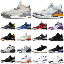 chaussures de basket cyber monday Promotion Laisser refroidir les hommes gris chaussures de basket-ball Varsity royal Cement Animal Instinct Rouge Infrarouge UNC JTH Cyber ​​lundi hommes chaussures de sport sports Tainers 7-13
