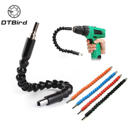 Electric Screwdriver Drill Multifunction Universal Bit Flexible Extensions UK