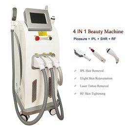 Focus de cheveux en Ligne-PicoSecond Machine laser 755nm Focus Focus Array Pico Laser Tatouage Tatouage tatouche Pigmentation Pigmentation IPL Épilation Machines de traitement