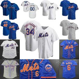 Lenny dykstra maillot en Ligne-Jersey Gary Carter Dwight Gooden Keith Hernandez Lenny Dykstra 4 Mike Piazza Luis Guillorme Jake Marisnick Yoenis Cespedes Darryl Strawberry