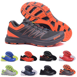 2021 sportlaborschuhe salomon sneakers COOL Gang-Kreuz-S-LAB CS Outdoor-Herren-Schuhe Speedcross S-LAB Läufer Schuhe Herren Sport Sneakers chaussures zapatos Jogging scarpe Laufen