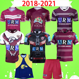 S shorts de rugby on-line-2018 2019 2020 2021 Manly Seahawk Rugby League Jersey Ndigenous Version Shorts Retro clássico Hero Vintage Souvenir Edition T-shirt S-5XL