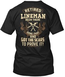 t-shirt in limitierter auflage  Rabatt Männer-T-Shirt Lineman - Limited Edition (1) Damen T-Shirt