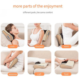 Shop Electric Neck Massage Pillow UK