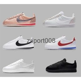 beste freizeitschuhe Rabatt Nike Best new Classic Cortez Basic Slip mens womens casual shoes sneakers cheap athletic leather cortez Premium ultra moire walking shoes