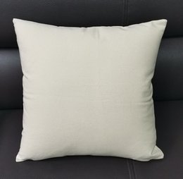 Cotton Pillow Cover, 16x16, Pillow Sham