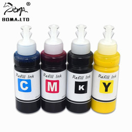 2021 recarregando cartuchos de tinta 4Color massa Refill Ink Universal Para WorkFore tinta pigmentada Ou Dye Para Expression Foto Ciss Cartridge