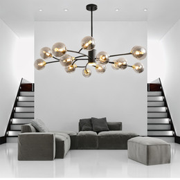 Lindsey Adelman Chandeliers modern novelty magic natural