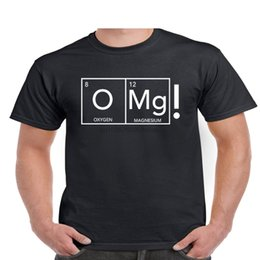 Tavolo dio online-OMG Oh My God Periodic Table T Shirt Mens # 103