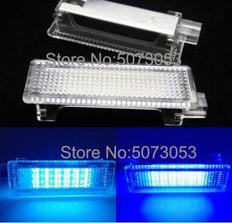 4 x 12 LED neon interior footwell decor lights strip lamp For Mini S R53 R56