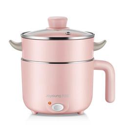 1.2L Mini Electric Pot Kettle Cooker