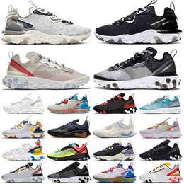 Scarpe da bowling online-scarpe da uomo donna epic react vision react type n354 react element 55 undercover 87 2020 Top EPIC GTX Gore-Tex Running Sport Shoes For Mens Women Schematic Trainers Sneakers