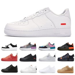 Sneakers donna online-Nike air force 1 shadow one dunk low 1 platform scarpe uomo donna moda casual scarpa da corsa skateboard classic triple black white utility mens formatori sport designer sneakers