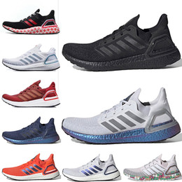 sportlaborschuhe Rabatt Adidas Ultra Boost ISS US National Lab Ultraboost 20 6.0 Herren Währung Laufschuhe Oreo Männer Frauen Turnschuhe sports Turnschuhe