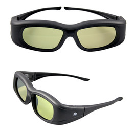 Sony 3d glasses on-line-Freeshipping 3D óculos 3D Active Bluetooth RF Glasses Para Sony / Epson Projector 3D LCD (Tw5200 / Tw8515 / Tw6510 / Tw3020 / Tw550 / Tw5300 / TW5020UB)