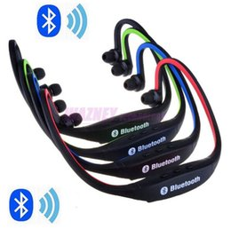 Nota da galáxia do bluetooth dos auscultadores on-line-Stereo S9 Sports sem fio Bluetooth 3.0 Headset fone de ouvido para Samsung Galaxy Note iphone Huawei Xiaomi * 400pcs / lot