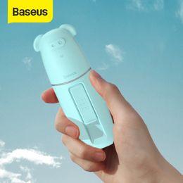 Baseus Portable Humidifier Handheld Spray Steamer Portable Mist Sprayer Facial Body Nebulizer Steamer Moisturizing