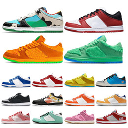 Chaussures de sport panda en Ligne-SB Dunk New Chunky Dunky Dunk Low hommes femmes chaussures de course Université Red Panda Pigeon Kentucky Syracuse Safari womens taille de sport 36-45
