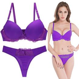 UK Women Lace Underwear Multiway Luxury Bra sets Knickers Lingerie 36 38 40 42CD
