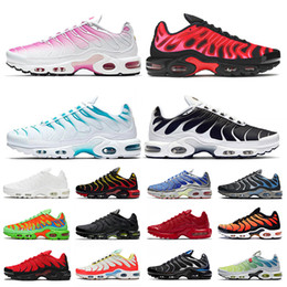 neue laufende mode schuhe Rabatt nike air max plus tn max air plus tn Mode 2020 neu plus tn Frauen Laufschuhe Tn und Trainer Männer AirMaxAirMax Outdoor-Jogging Turnschuhe Turnschuhe große Größe 12