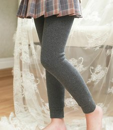 medias de la manguera Rebajas Panty-hose Thicken Imitation Cashmere Polyester Hot Tights Coarse-pitch Thread Baby Pantyhose Girls Tights Pantyhose Leggings YYB4144