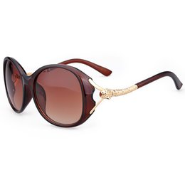2021 солнцезащитные очки тень New Lady 2020 Limited Vintage Panterher Sunglasses Retro Brand Shadow Designer Eyeewear Party 9039 1A9H