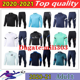 2021 calcio tuta argentina 2020 2021 France Portugal Brazil soccer tracksuit 20 21 Netherlands Spain Argentina Italy football tracksuit football training suit survetement foot chandal jogging