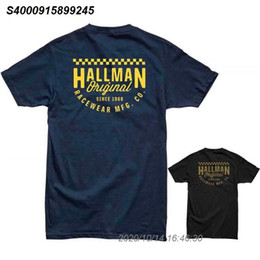 T-shirts thor en Ligne-Thor MX T20 Hallman Tracker Hommes T-shirts Motocross Off Road manches courtes T-shirts 10151610