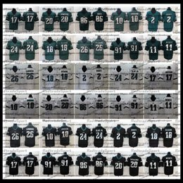Jérsei do jeffery do alshon on-line-2021 Zach Dawkins Ertz Carson Wentz Alshon Jeffery Fletcher Cox desean Jackson Slay Jalen Reagor Hurts Sanders Football Jersey AC1