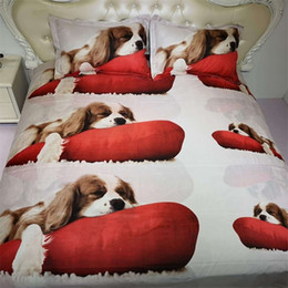 2021 federa di lupo Wolf Dog Cat Stampa Biancheria da letto Set da letto Dreamcatcher Animal Duvet Cover Set Queen King Quilt Cover Cover Fodera Lupo Comforter Set Animal 201210